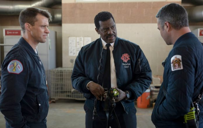 Chicago Fire Season 9 Release Date