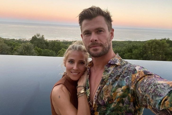 Chris Hemsworth Wife