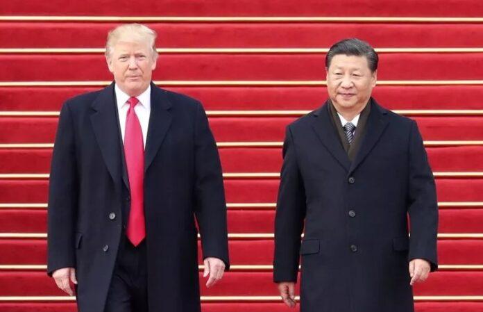 Donald Trump and China