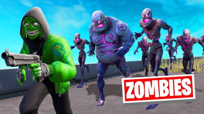 Zombie fortnite