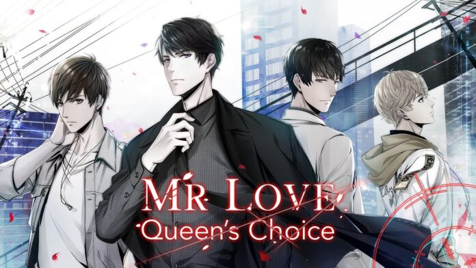 Mr love queens choice