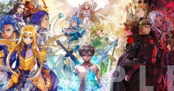 Sword Art War of Underworld 2