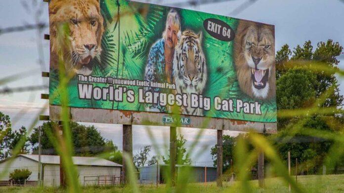Tiger King Zoo 1