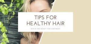 healthy hair 1