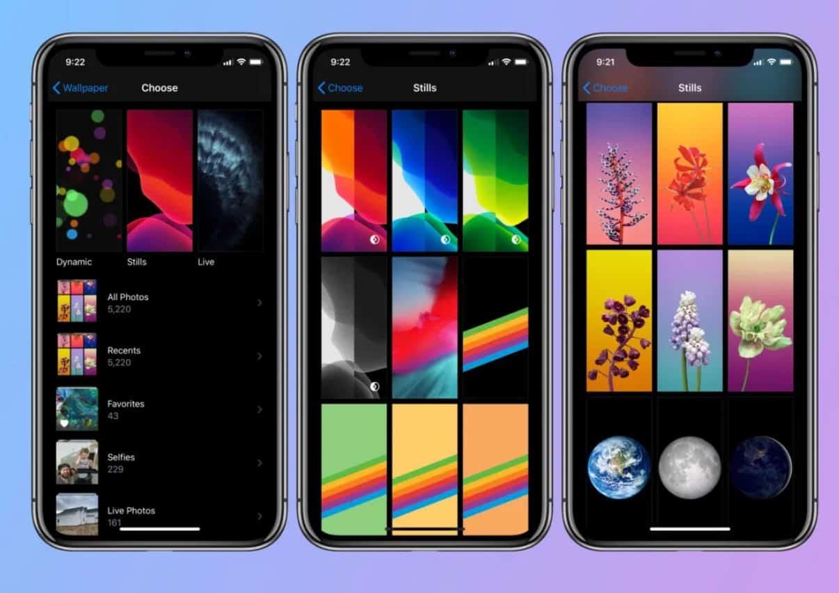 Home Screen Layout Iphone Ios 14 Ios 14 Wallpaper
