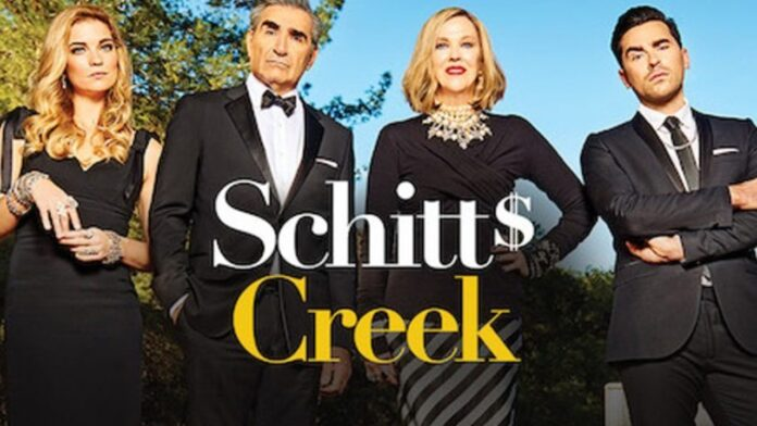 Daniel Levy Tells Kimmel He Hopes For A 'Schitt's Creek' Reunion
