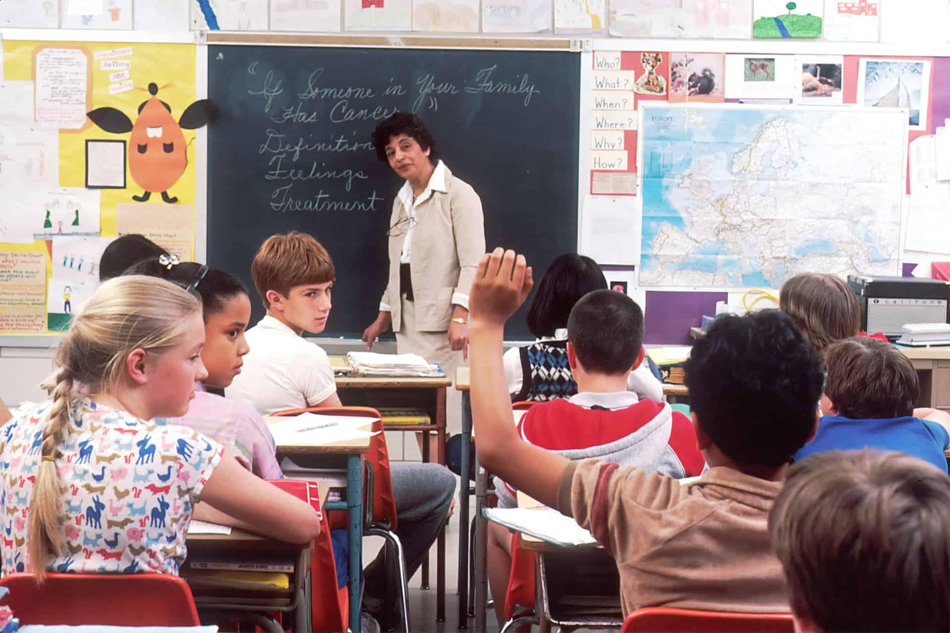Teaching Kids
